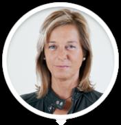 Laura Berti, administración de Coldwell Banker Luxury LTS