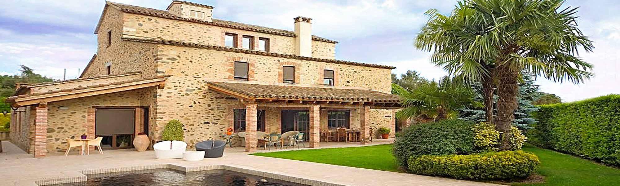 Casas de lujo y pisos en venta o de alquiler en el vall s for Pisos alquiler llica de vall