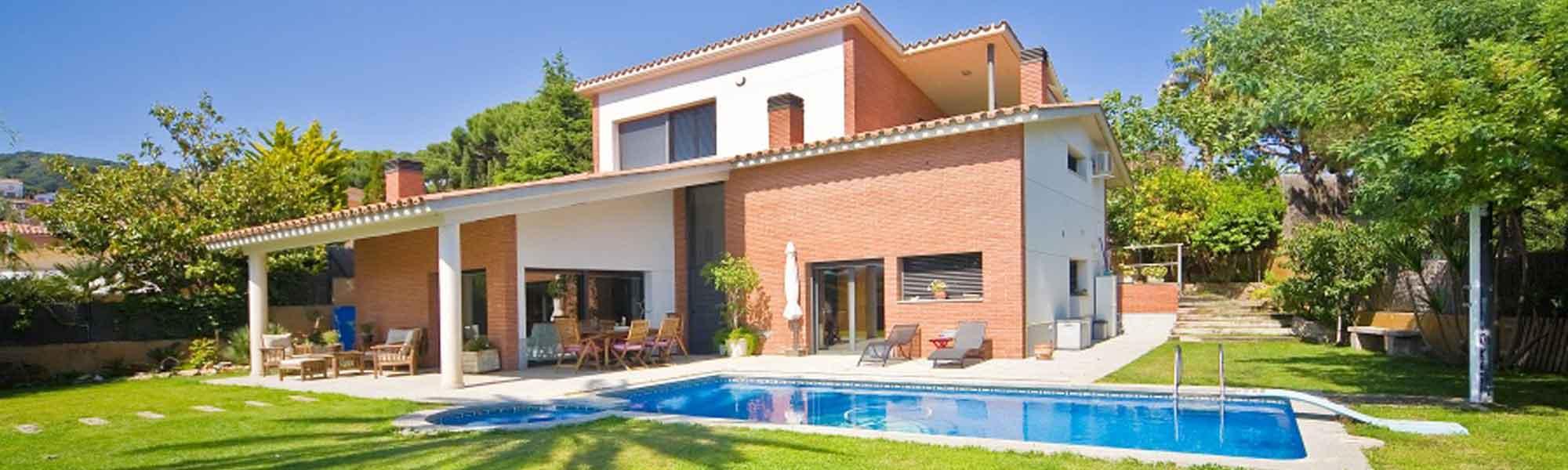 Villa de alto standing con inmejorables vistas al mar - CalellaRef. V1690MA