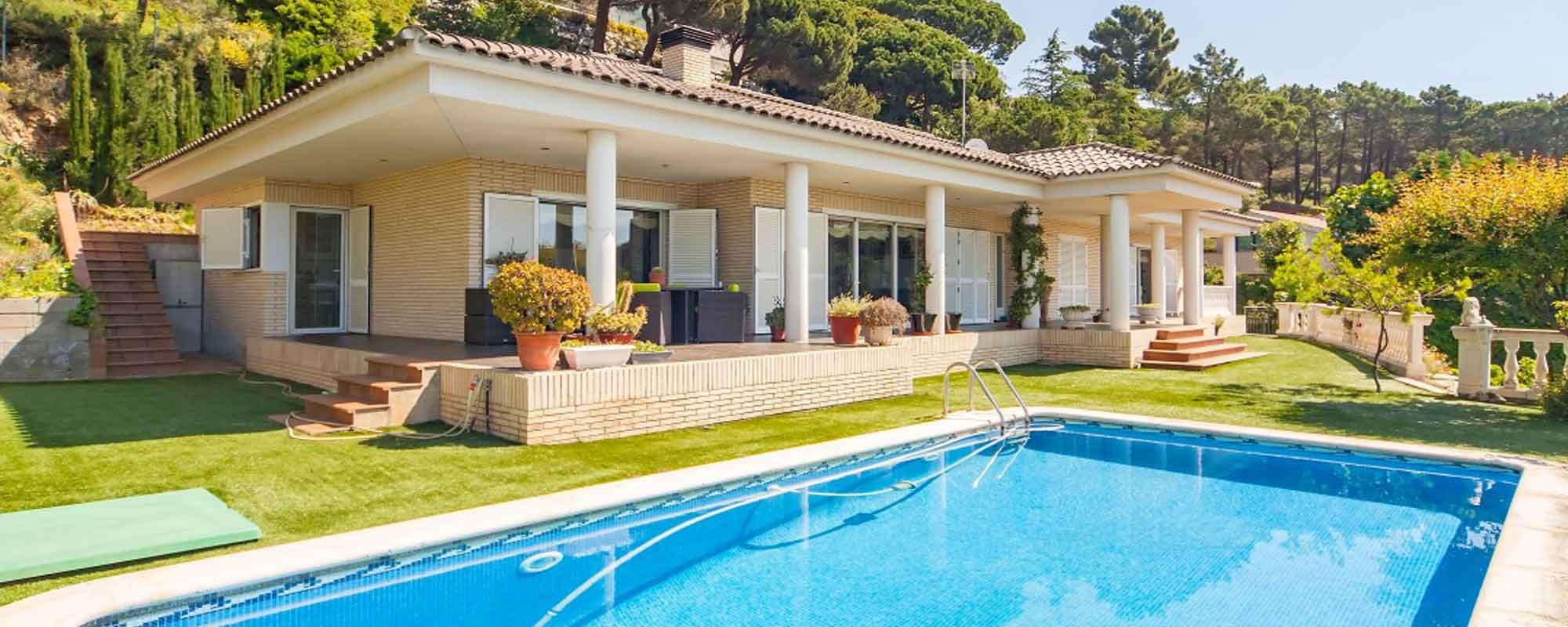 Casas de lujo y pisos en venta y alquiler en maresme y vall s oriental - Alquiler casas de lujo ...